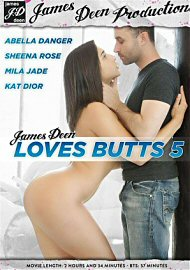 James Deen Loves Butts 5 (2016) (164370.2)