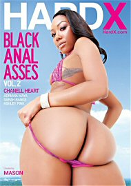 Black Anal Asses 2 (2017) (164733.5)
