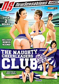 The Naughty Cheerleaders Club 4 (165248.50)