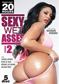 Sexy Wet Asses 2 - 20 Hours (5 DVD Set) (2018) (165883.3)