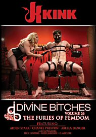 Divine Bitches 26 The Furies Of Femdom (2018) (165938.8)