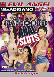 Tattooed Anal Sluts 1 (2 DVD Set) (166203.2)