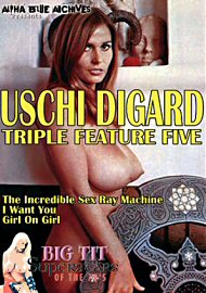 Uschi Digard Triple Feature 5 (166357.20)