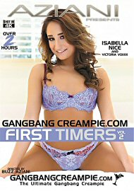 Gangbang Creampie: First Timers 2 (2018) (166459.9)