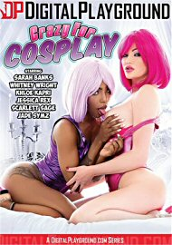 Crazy For Cosplay (2018) (166534.12)