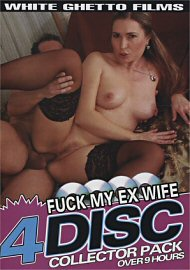 Fuck My Ex Wife Collector Pack (4 DVD Set) (2018) (166941.11)