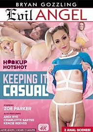 Hookup Hotshot: Keeping It Casual (2017) (167465.1)
