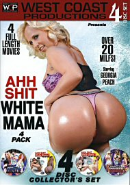 Ahh Shit White Mama (4 DVD Set) (167598.5)