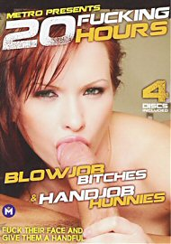 Blowjob Bitches & Handjob Hunnies (4 DVD Set) (2017) (167634.9)