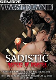Sadistic Masters Of Disaster (2018) (167692.1)