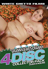 Granny'S Wet Cranny Collector Pack (4 DVD Set) (2018) (168210.2)