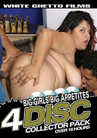 Big Girls Big Appetites Collector Pack (4 DVD Set) (2018) (168220.3)