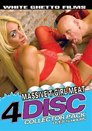 Massive T Girl Meat Collector Pack (4 DVD Set ) (2018) (168850.7)