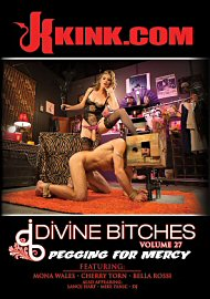 Divine Bitches 27: Pegging For Mercy (2018) (168922.8)