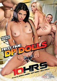 First Time Dp Dolls - 10 Hours (2018) (168974.9999)