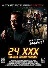 24 Xxx: An Axel Braun Parody* (2 DVD Set) (169411.8)