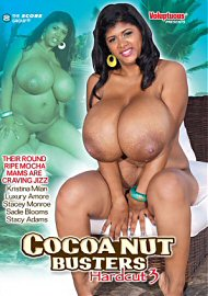 Cocoa Nut Busters Hardcut 3 (out Of Print) (169901.35)