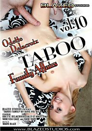 Taboo Family Affairs Vol. 10 (2017) (170244.7)