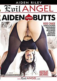 Aiden Loves Butts (2 DVD Set) (2017) (170859.5)