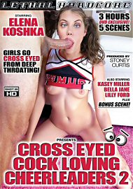 Cross Eyed Cock Loving Cheerleaders 2 (2018) (171443.10)