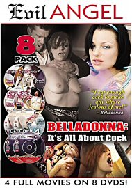 Belladonna: It'S All About Cock (8 DVD Set) (171668.2)