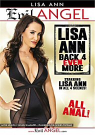 Lisa Ann: Back 4 Even More (2018) (172546.2)