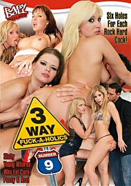 3 Way Fuck-A-Holics 9 (2019) (172569.10)