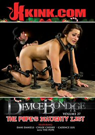 Device Bondage 27: The Pope'S Naughty List (2018) (172812.4)