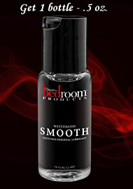 Smooth Water Based Lube By Bedroom Products - 1 X  .5 Oz Bottle (172855.98)