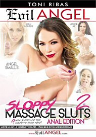 Sloppy Massage Sluts 2: Anal Edition (2017) (174041.4)
