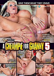 A Creampie For Granny 5(out Of Print) (174329.49)