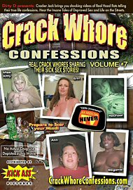 Crack Whore Confessions 7 (out Of Print) (177034.78)