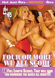 Four Or More We All Score (177161.10)