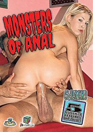 Monsters Of Anal (5 DVD Set) (177495.3)