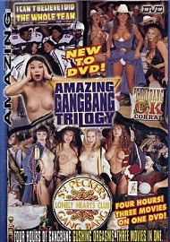 Amazing Gangbang Trilogy (3 DVD Set) (177680.10)
