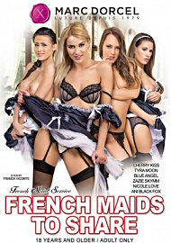 French Maids To Share (2018) (178366.6)