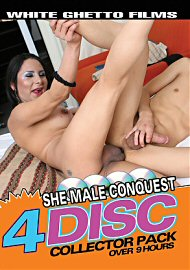 She Male Conquest Collector Pack (4 DVD Set) (2019) (179634.5)