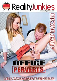 Office Perverts (4 DVD Set) (2018) (180298.1)