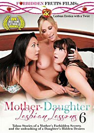 Mother-Daughter Lesbian Lessons 6 (2016) (187295.26)