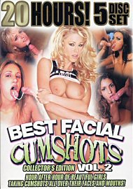 Best Facial Cumshots 2 - 20 Hours (5 DVD Set) (187968.10)