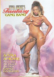 Anna Amores Fantasy Gang Bang (out Of Print) (188105.41)