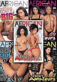 African American 5 Pack (5 DVD Set) (188530.50)