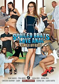 Family Affairs: Spoiled Brats Love Anal (2016) (188895.8)