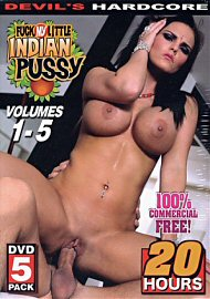 Fuck My Little Indian Pussy 1-5 - 20 Hours (5 DVD Set) (189256.3)