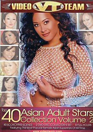 Top 40 Asian Adult Stars Collection 2 (2 DVD Set) (189385.2)