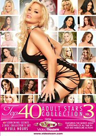 Top 40 Adult Stars Collection 3 (2 DVD Set) (189629.4)