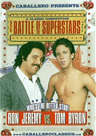 Battle Of The Superstars - Ron Jeremy Vs. Tom Byron (out Of Print) (192666.4)