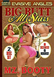 Big Butt All Stars Mz. Booty (disc 2 Only) (194525.50)