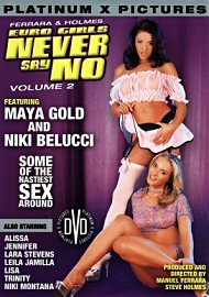 Euro Girls Never Say No Vol.2 (out Of Print) (45858.20)