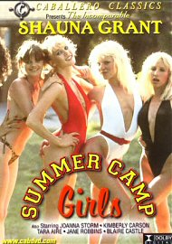 Summer Camp Girls (out Of Print) (48106.42)
